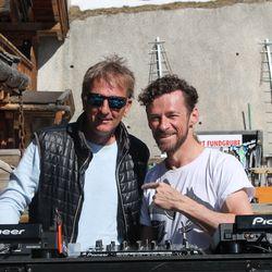 DJs sorgen für Stimmung auf der Montana Alm